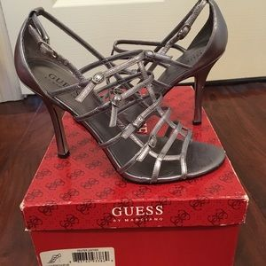 Guess by Marciano GW Genevieve Caged Heel Size 8